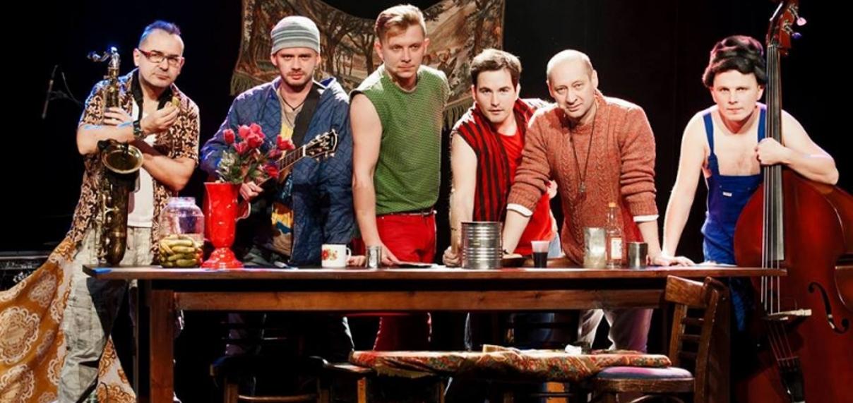 Teatr Miejski w Gliwicach_Leningrad_fot_Natalia Borzymowska_baner