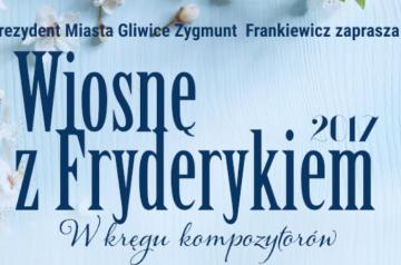 Teatr Miejski w Gliwicach_ Wiosna z Fryderykiem