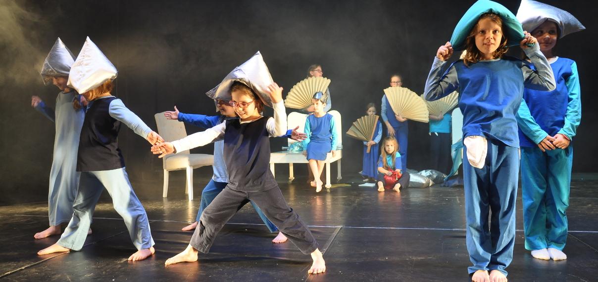 Teatr Miejski w Gliwicach_Dziecięce Studio Teatralne_Odkrywcy_fot. Aga Skowronek