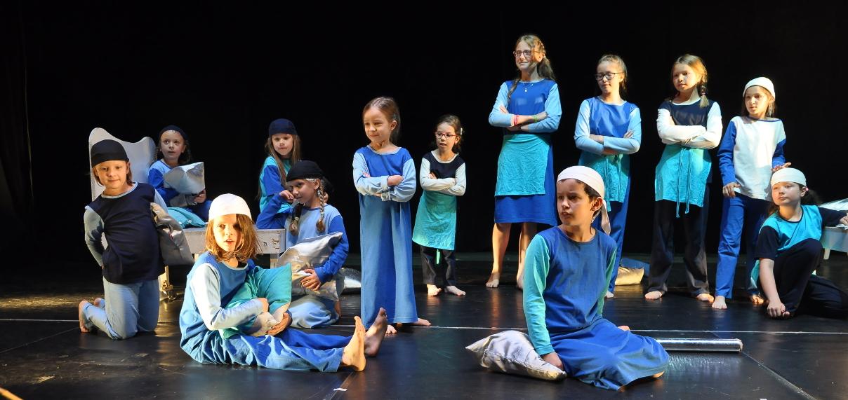 Teatr Miejski w Gliwicach_Dziecięce Studio Teatralne_Odkrywcy_for. Aga Skowronek