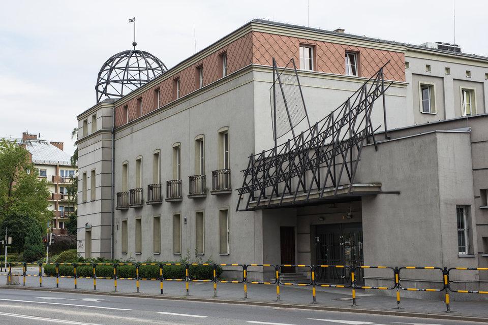 Teatr Miejski w Gliwicach_ zdjęcie gmachu