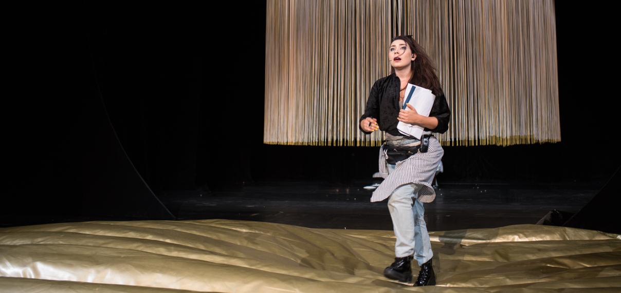 Teatr Miejski w Gliwicach_ Ich czworo_reality show_fot Bozena NItka baner (3)