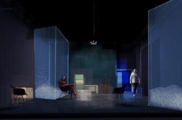 Teatr Miejski w Gliwicach_ scenografia Nora