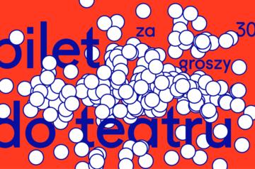 Teatr Miejski w Gliwicach_Bilet za 300 g