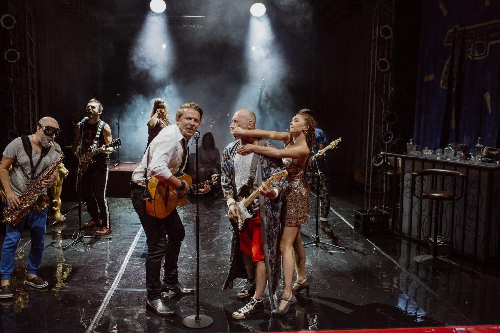 Teatr Miejski w Gliwicach_ Miłość w Leningradzie__Foto_Michał Ramus