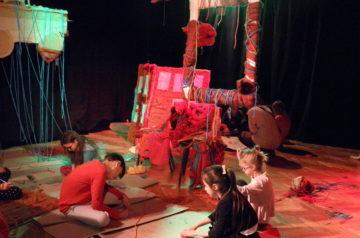 Teatr Miejski w Gliwicach_ warsztaty drewniane_ fot Sandra Jaworudzka
