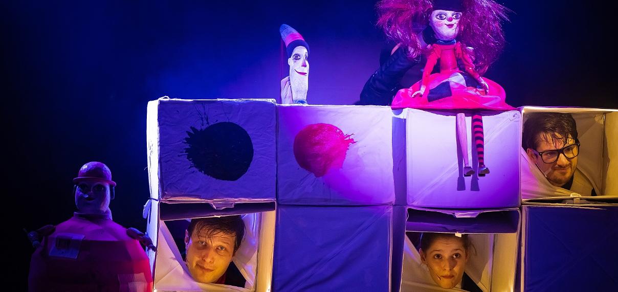 Teatr Miejski w Gliwicach_Malutka Czarownica_fot. Bożen Nitka