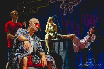 Teatr Miejski w Gliwicach_ Miłość w Leningradzie_ fot Michał Buksa