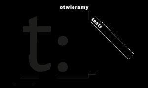 Teatr Miejski w Gliwicach_logo t dwukropek