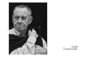 jacek tomaszewski portret