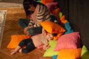 Teatr Miejski w Gliwicach_ warsztaty powitanie_ fot. Jadwiga Janowska