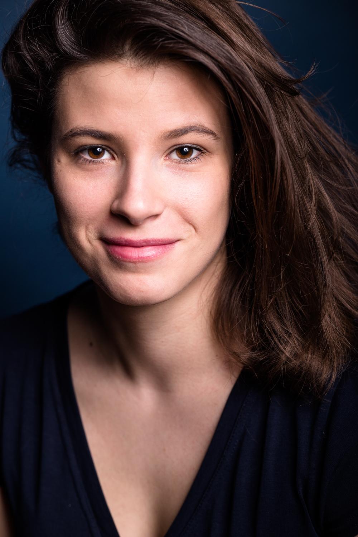 Portret aktorki Antoniny Fedorowicz