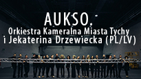 Festiwal PalmJazz: AUKSO i Jekaterina Drzewiecka, baner promujący koncert