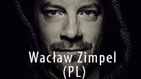 Festiwal PalmJazz: Wacław Zimpel, baner promujący koncert