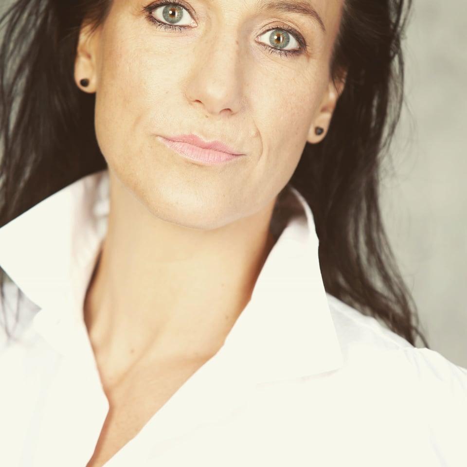 Aktorka Aleksandra Maj