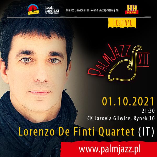 Lorenzo De Finti Quartet