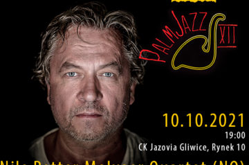 Festiwal PalmJazz: Nils Petter Molvaer Quartet baner promujący koncert