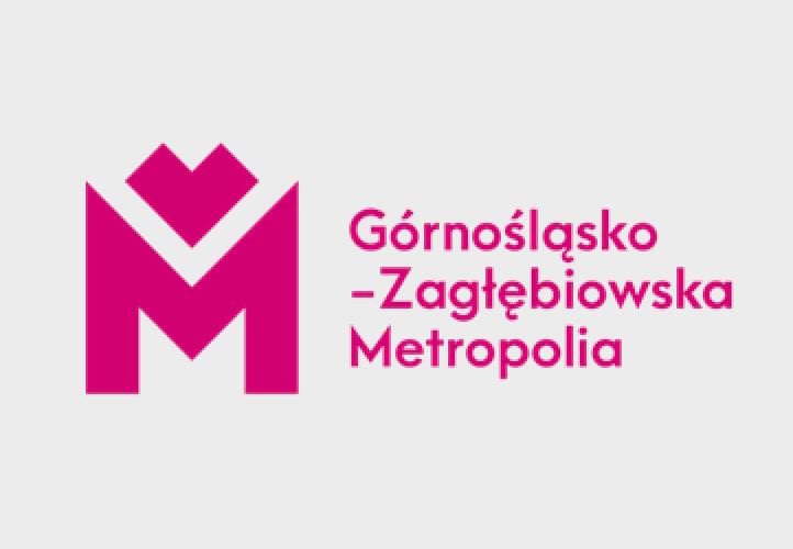 Logo Górnośląsko-Zagłębiowskiej Metropolii